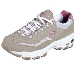 11860 Taupe Dlites Skechers shoes Women Sport Casual Comfort