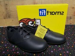 Smartfit 176405 Saddle Oxford Junior Boy's Dress Shoes Size: