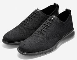 COLE HAAN 2.Zerogrand OXFORD with Stitchlite Black C28527