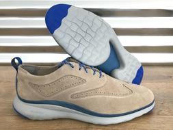 Cole Haan 3.0 Grand Oxford Dress Shoes SAMPLE Desert Beige T