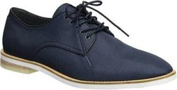 aggussie oxford style nylon dark navy mens