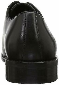 Amazon Brand - 206 Collective Men's Harrison, Black Leather,