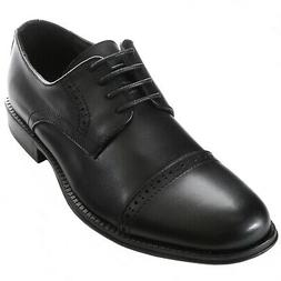arve mens genuine leather oxford dress shoes