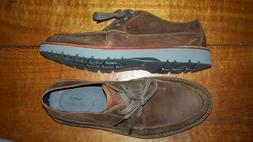 AWESOME Men's Leather Oxford Shoes CLARKS Collection Vargo V