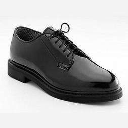 Black HI Gloss ROTHCO Corfram Military Dress Uniform Patent