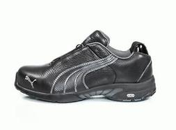 Puma Safety Black Womens Leather Velocity ST WR ESD Oxford W