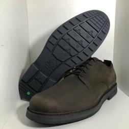 Timberland Brown Oxford Shoes Squall Canyon Waterproof A1R38