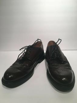 Brown Oxford Tip Bostonian Strada Dress Shoes Men's Dress Sh