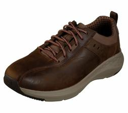 Skechers Brown shoes Men Memory Foam Sporty Casual Comfort L