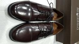 Florsheim Broxton 11222 Burgandy Leather Dress Lace Up Oxfor