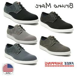 Bruno Marc Mens PU Dress Casual Shoes Sneakers Lace-up Busin