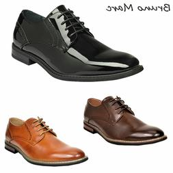 Bruno Marc Mens Lace Up Leather Shoes Classic Brogue Oxford