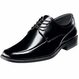 Stacy Adams Canton Men's Black Leather Oxford Dress Shoes