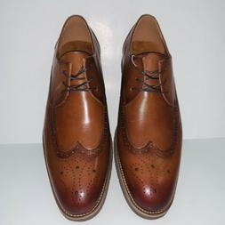 Stacy Adams Cap Toe Oxford Men Shoes Leather Dress Shoes Siz