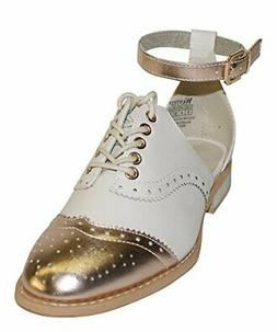Wanted Cherub Womens Oxfords Nude Size 9 M New