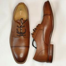 GoodFellow & Co Men's Light Brown Brandt Oxford Cap Toe Shoe