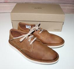 Clarks Collection Men's Forge Vibe Oxford Shoes Size 9M Tan