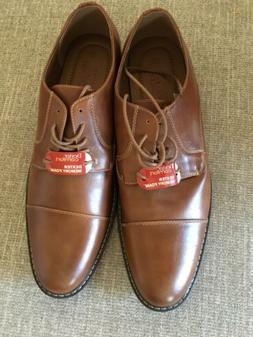 Dexter Comfort Alec Captoe Oxford Dress Mens Shoes Size 15