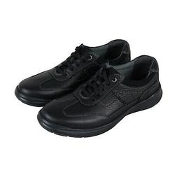 Clarks Cotrell Style 26131571 Mens Black Leather Casual Lace