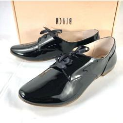 dance oxfords women black size 40 5