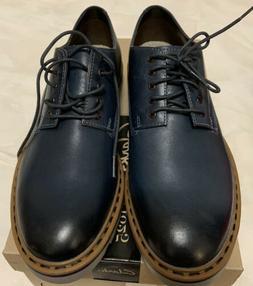 Clarks Dargo Walk Men's Oxford Shoes 9M Dark Blue