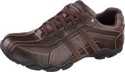 Skechers Men's Diamter Murilo Sneaker Brown 6 M