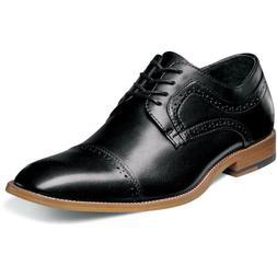 Stacy Adams Men's Dickinson Medium/Wide Cap Toe Oxford Shoes