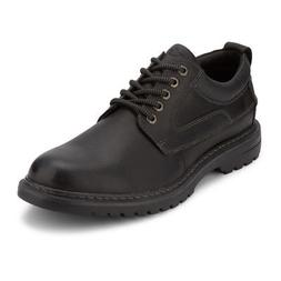 Dockers Mens Warden Leather Rugged Casual Lace-up Oxford Sho
