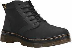 Dr. Martens Men's Bonny Nylon Chukka Boot Black 10 Medium UK