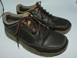 dual comfort mens lace up shoes leather
