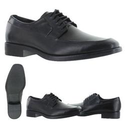 Calvin Klein Elroy Men's Leather Lace-Up Oxford Shoes