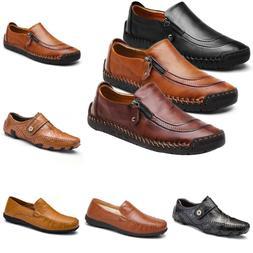 Fashion Mens Oxford Dress Shoes Lace Up Leather Lined Baseba