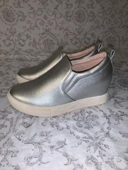 Fashion Sneaker Wanted Cascade HIDDEN HEEL PLATFORM Slip On