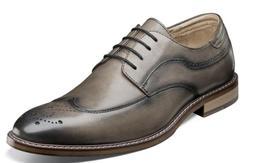 Stacy Adams Fetcher Wingtip lace up Oxford Men's Shoes Leath