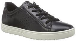 ECCO Footwear Womens Women's Fara Tie, Black, 40 EU/9-9.5 M
