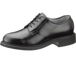 Bates Women's Leather Uniform Shoe,Black,7.5 EW US