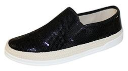 Wanted Gleaming Slip On Sequin Detailing Sneaker