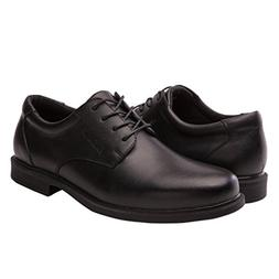 Globalwin Mens 13Black Oxford Lace-Up 8.5M