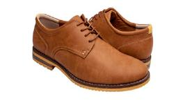 GlobalWin 2 Mens Casual Oxford Shoes 9M chesnut