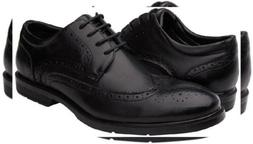 Globalwin Men's Lace up Oxford Dress Shoes