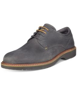ecco ian casual tie oxford shoes  leather for men