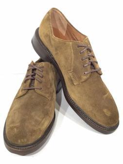 Frye Jones Oxford Men's Size 7.5 Chestnut Suede Oxford Dre