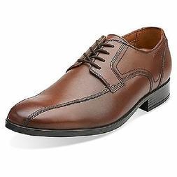 Clarks Kalden Vibe Men's Brown Leather Oxford Shoes 26105754