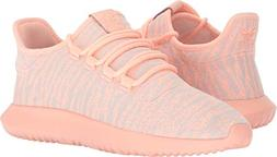 adidas Originals Kids Girl's Tubular Shadow J  Clear Orange/