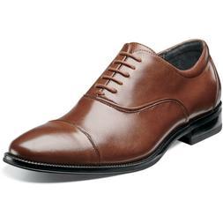 Stacy Adams Men's Kordell Cap Toe Oxford Shoes  - 13.0 M