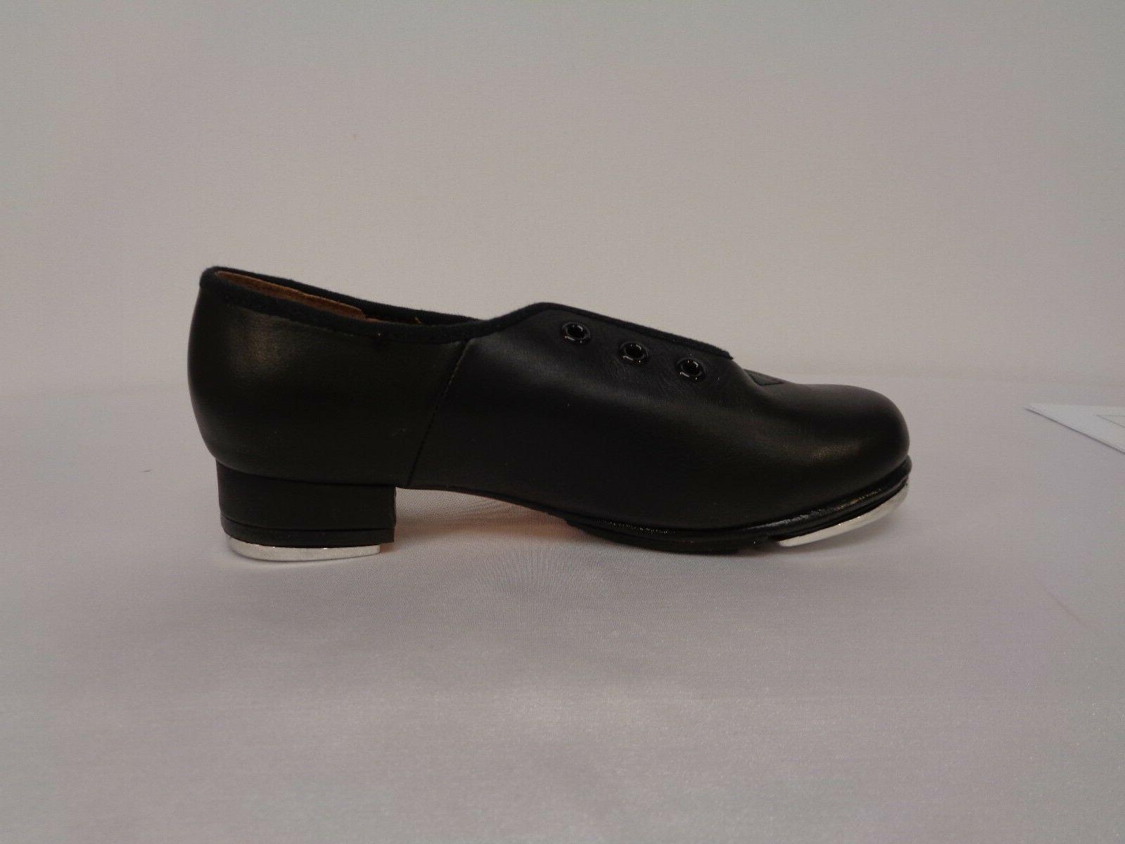 Bloch #0301 Black Jazz Oxford Tap Shoe, little girl, kids, s
