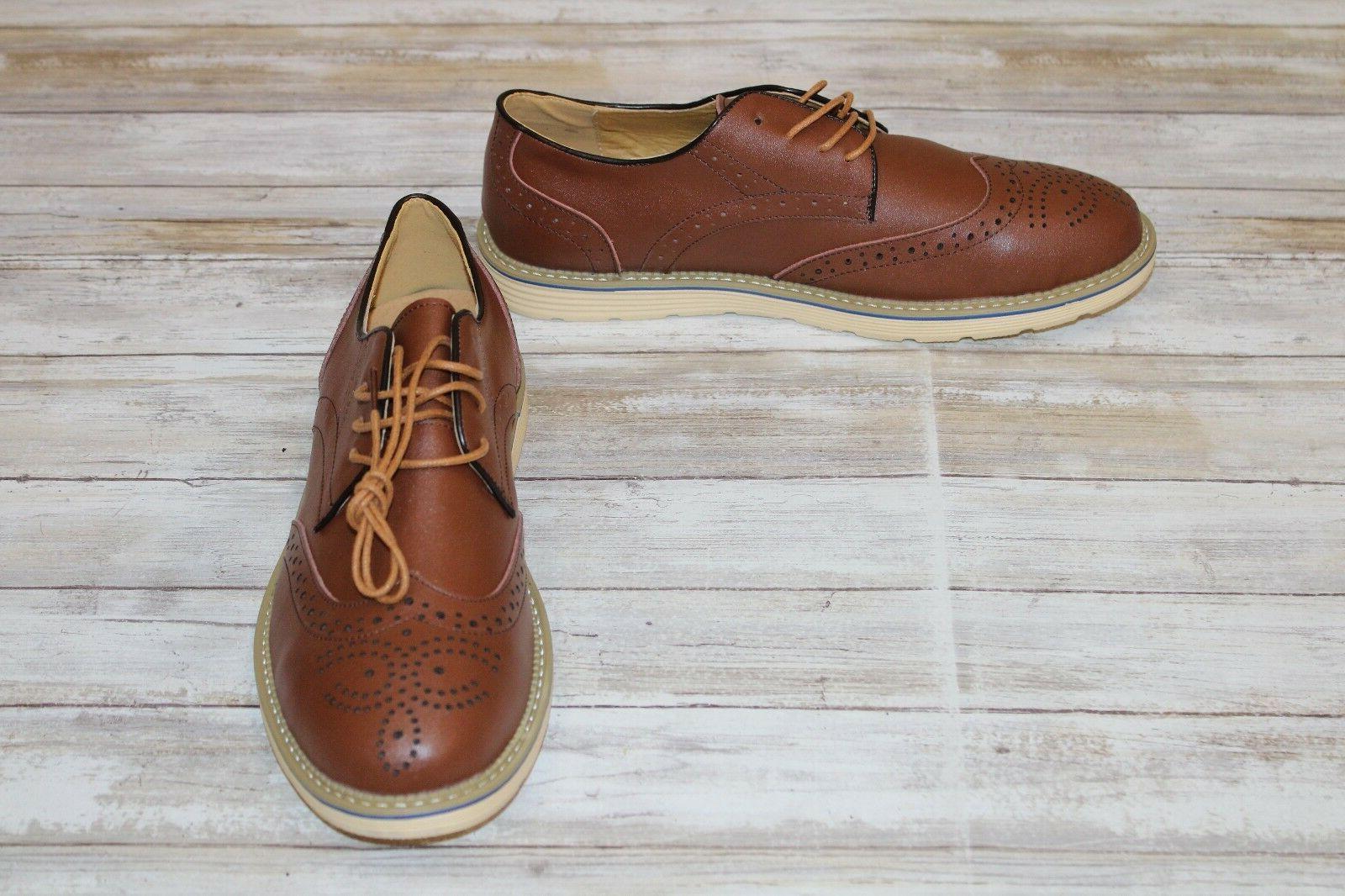5988 oxfords men s size 11 brown