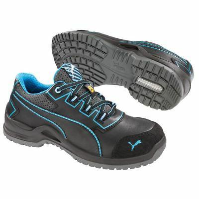 Puma Safety 644125 Niobe Womens Blue Low Steel Toe Cap SD AS