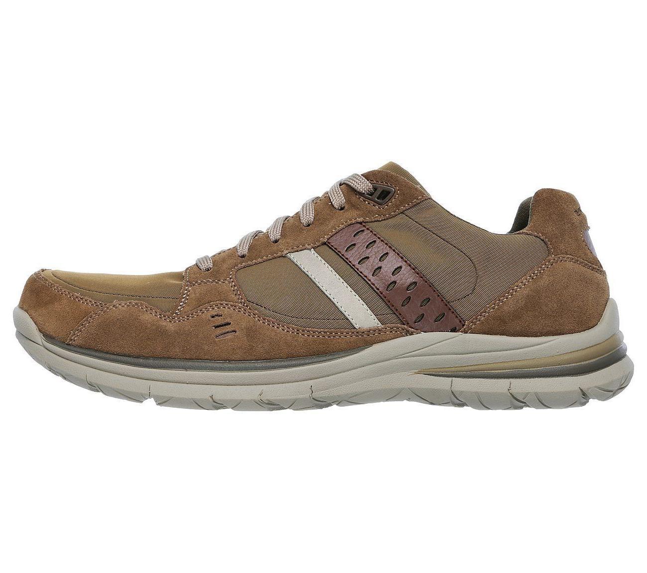 65203 Brown Skechers Men Casual