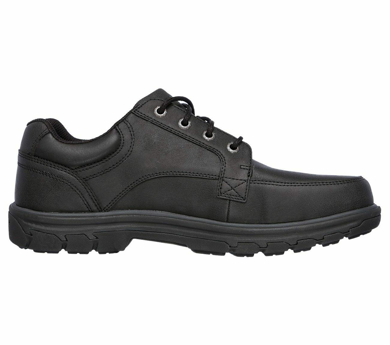 65567 Skechers Men Foam Comfort Casual lace up Oxford